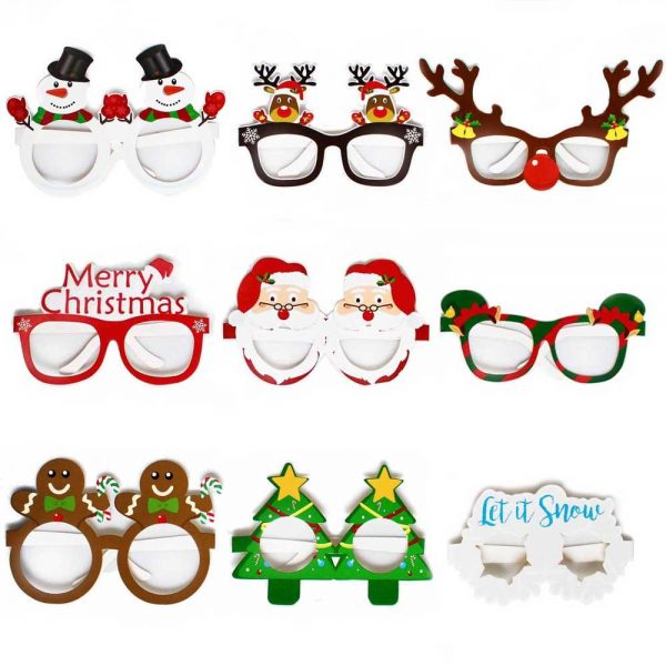 2021 سعيد السنة الجديدة فوتوبوث الدعائم 2020 عيد ميلاد سعيد عشية زينة للمنزل الحلي سانتا كلوز شجرة عيد الميلاد ثلج قبعة